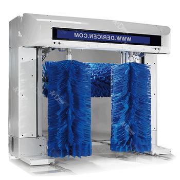 Dericen Dl7f Air Dry Rollover Auto Car Wash Machine For