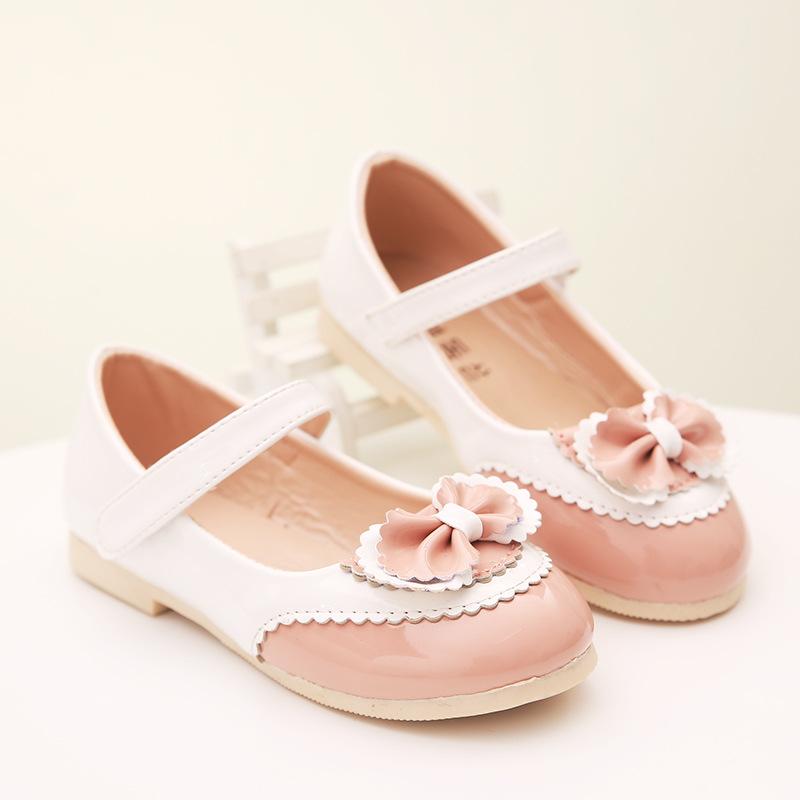 girls flats light Korean flat shoes