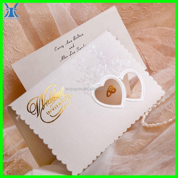 yiwu new arrived fancy designer unique double heart embossed heart
