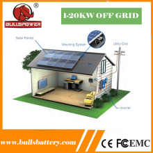 1kw-6kw hybrid home solar energy storage system of solar energy