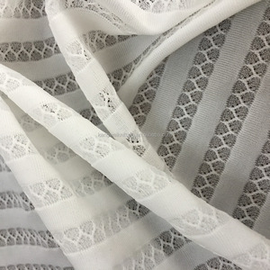 Good quality of nylon/spandex mesh fabric power net for clothes and underwear
