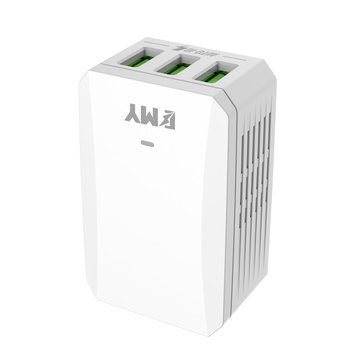 LDNIO SUB BRAND EMY MY-A300 5V 3.4A usb multi for micro charger with usb cable ac adapter wall charger