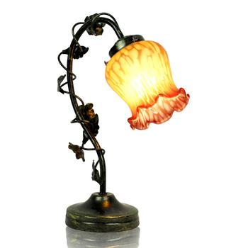Fleur Forme Lampe De Table Lampe De Chevet Deco Antique Lampe De