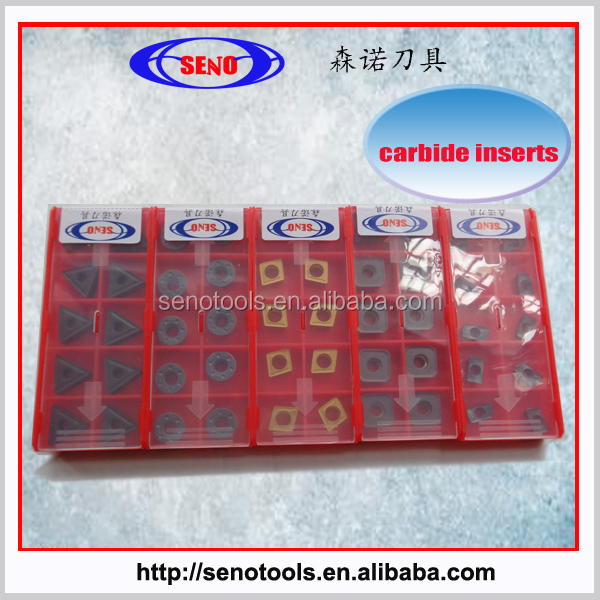 ISO cutting tools tungsten cemented carbide turning inserts TNMG220408, carbide turning inserts, carbide inserts