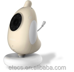 2.4ghz night vision wireless baby monitor