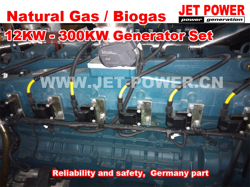 100KW natural gas generator /methane plant 2018 new design