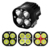 Alibaba Goldrunway unique products to sell 12 volt Optical Lens LED work light motorcycle