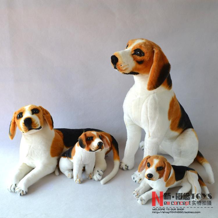 Beagle Reviews Toys Beagle Simulation dog