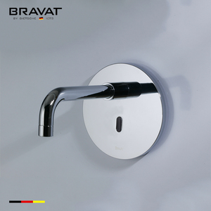 In wall mounted electric instant water heater tap