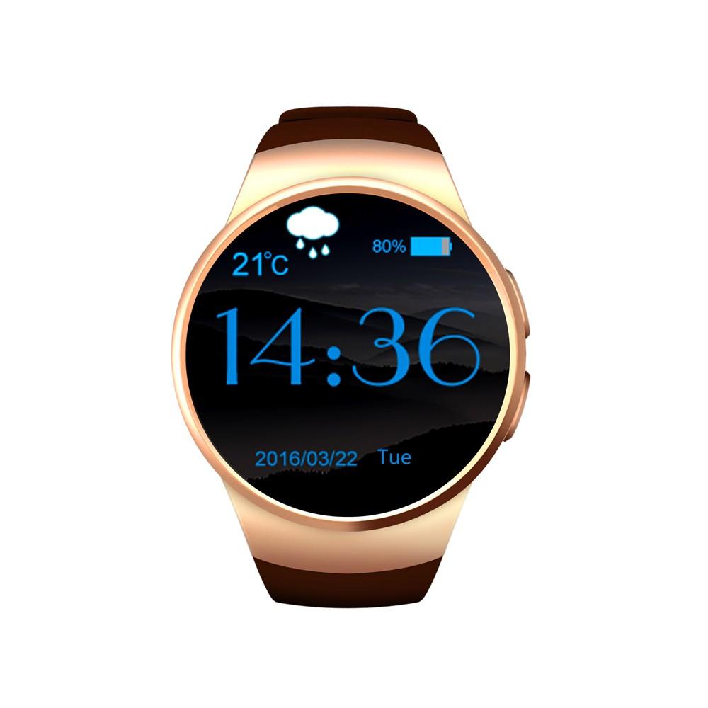 KW18 smart watch heart rate monitor kw18 sim card kw18 IPS