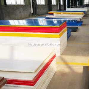 3/4 Inch Thin HDPE Plastic Sheet