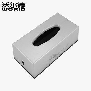 Table Top Face Tissue Box Hand Paper Towel Dispenser Napkins Holder Abs Plastic Home Restaurant