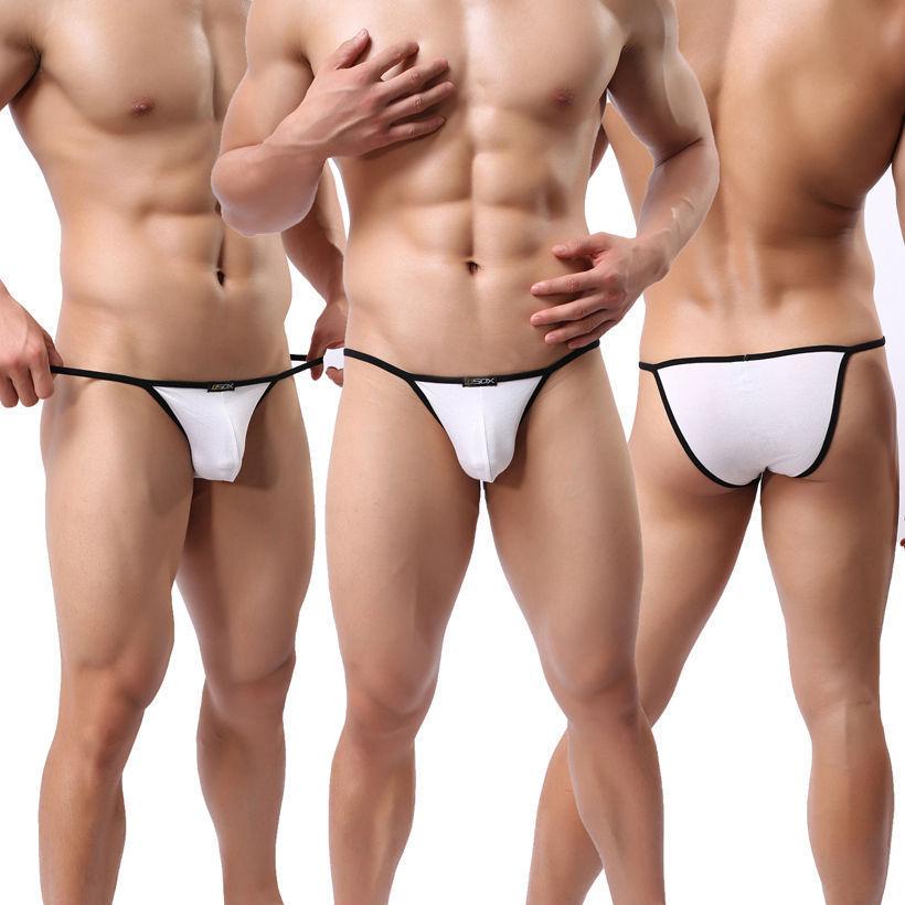 Mens Sexy Gay G String Underwear