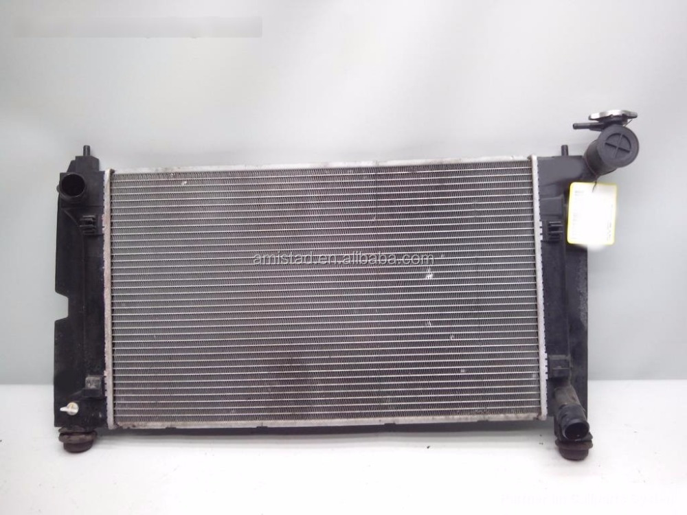 AUTO CAR PARTS RADIATOR OEM 16400-0D200 16400-0D210 16400-0D220 FOR TOYOTA COROLLA/AVENSIS 2001-2007 REPLACEMENT PARTS