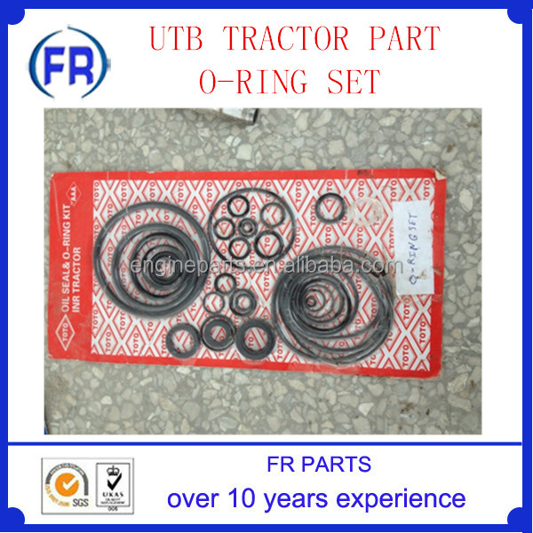 all kinds of utb o-ring set
