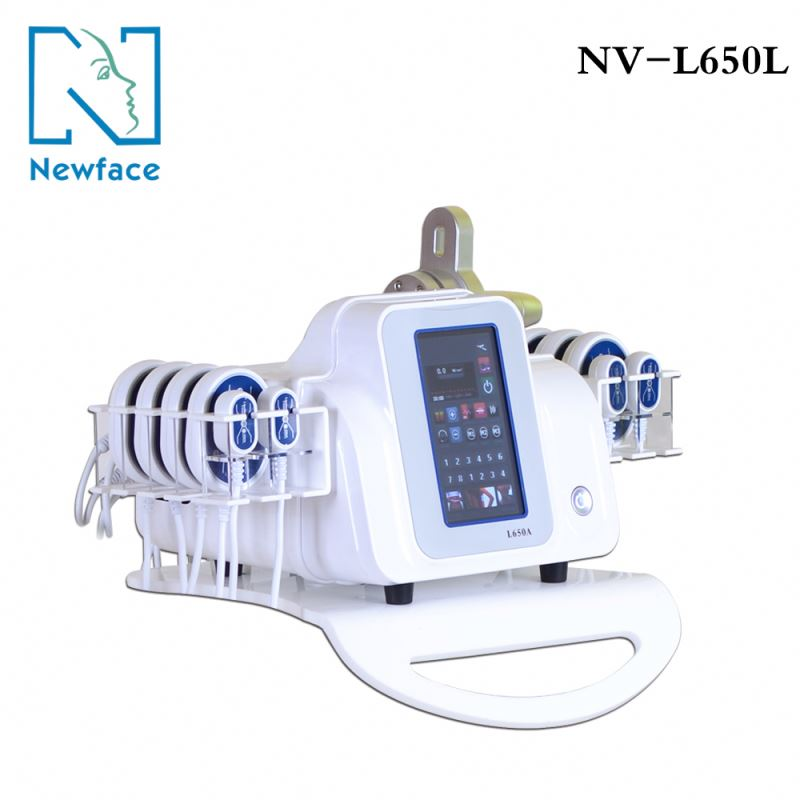 NV-L650L physiotherapy equipment laser slimming belt laser body slimming equipment