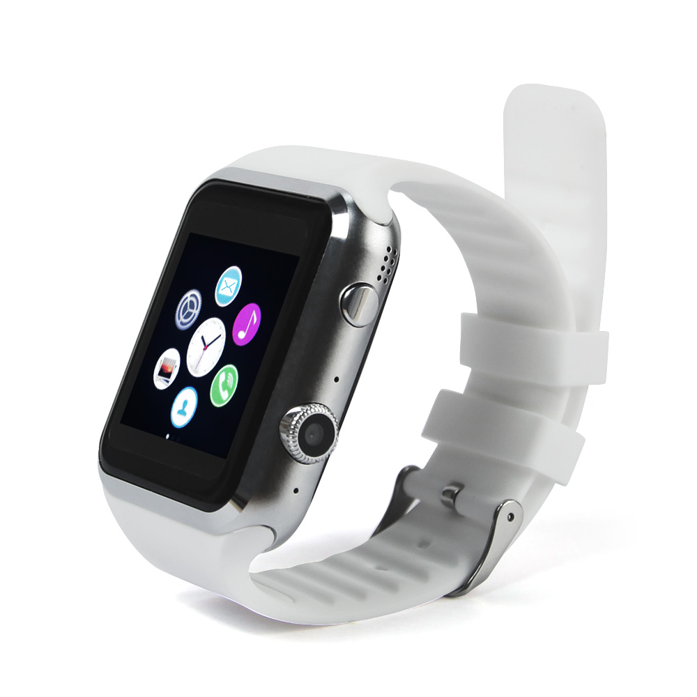 bluetooth smart watch a9s for apple iphone ios android. Black Bedroom Furniture Sets. Home Design Ideas