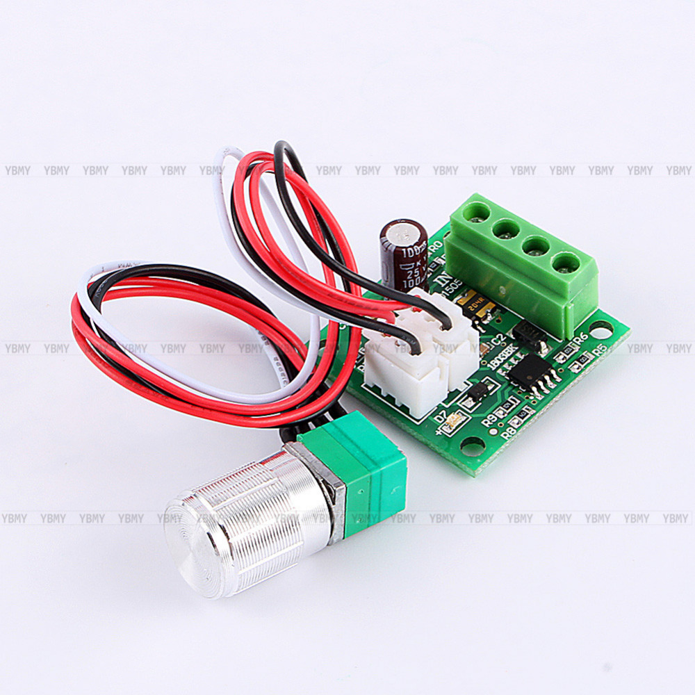 Cheap Low Voltage Dc Motor Find Deals On Line 12v Speed Controller Circuit With Explanation Electronic Get Quotations Good Quality 2015 New 18v 3v 5v 6v 2a