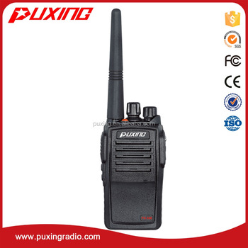 NEW-PX-558 FM UHF/VHF 5W WATERPROOF TRANSCEIVER