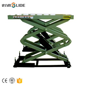 Mini scissor car lift/ Pit jack