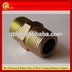 High quality machine grade reusable hydraulic hose fittings manufactured in China
