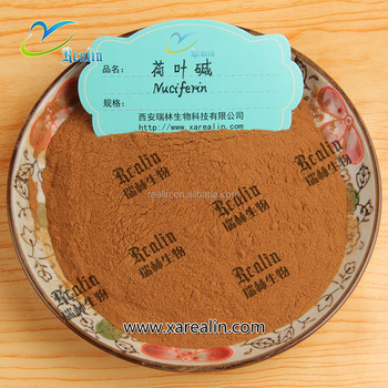 High quality (folium nelumbinis) lotus leaf extract powder