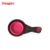 Wholesale 3 in 1 Multifunctional Dog silicone food scoop with collapsible measuring cup and bag clip