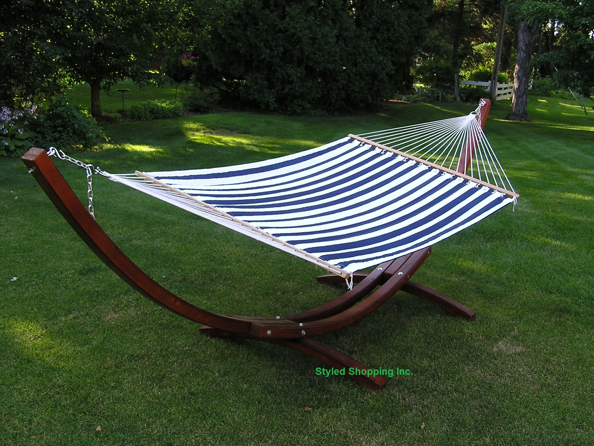 hammock swing swings island two xx person arm rope double pawleys hammocks curved