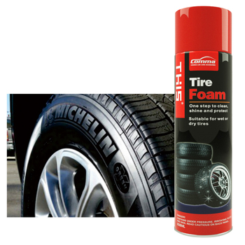 Car Detailing Products wholesale professional longest lasting tire shine formula tire dressing