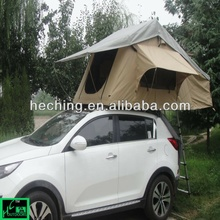 Orange solar power camping tent 2019 factory provided 큰 품질