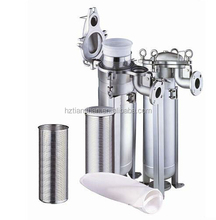 bag filter housing ss 304for palm oil / olive oil industry