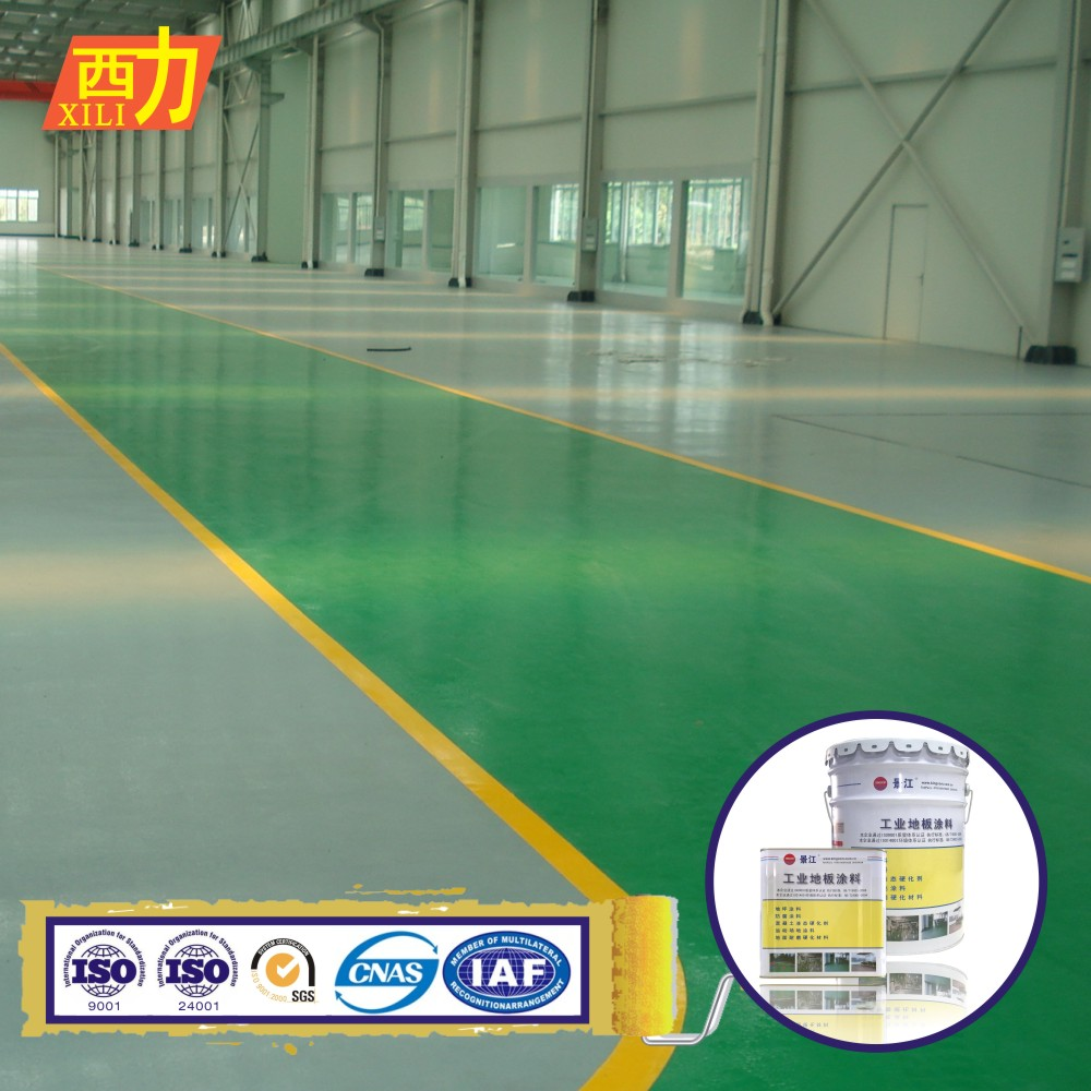 Price liquid epoxy resin flooring paint and hardener