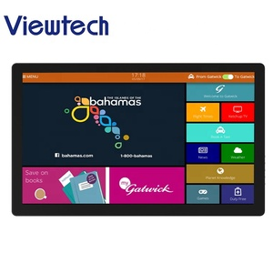 18.5'' 3G 4G Wifi Android Bus LCD Advertising Player