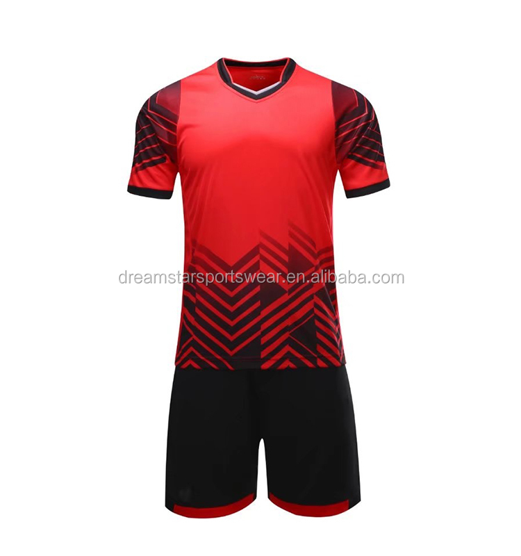 2019 Best Grade Custom Thai Quality  Team Soccer Jersey
