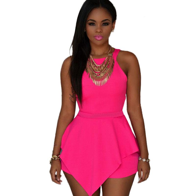 Cheap Pink Short Jumpsuit Find Pink Short Jumpsuit Deals On Line At