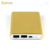 24K gold plating power bank accept OEM design