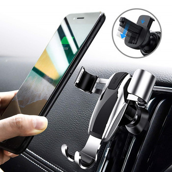 DIVI Car Phone Holder For iPhone, Gravity Air Vent Mount Phone Holder in Car Holder Cell Phone Stand