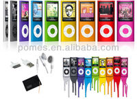 Colorful 2.0 inch for ipod 5rd genenation mp4 player with camera