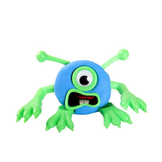 Greateam Magic Toys Crazy DIY Monster Super Light Clay