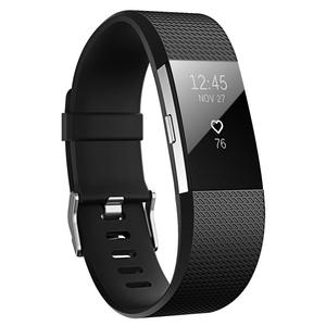Sport Silicone Rubber Watch Strap Band For Fitbit Charge 2 band