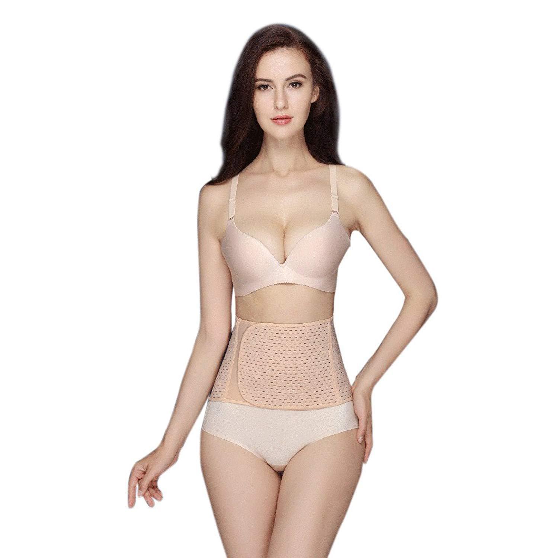 79d6d842d Get Quotations · Prettymenny Slimming Burn Women Fat Tummy Slim Shapewear  Bodysuit Abdomen belt