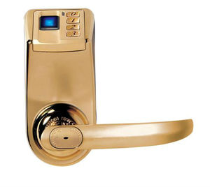 LA9 Hot Selling Waterproof outdoor cheap biometric Fingerprint Door Lock