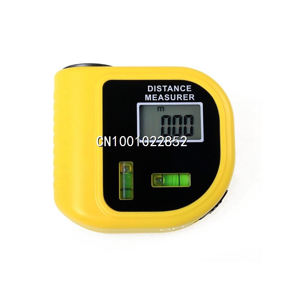 For Cp3010 18m Mini Ultrasonic Digital Tape Measure Laser