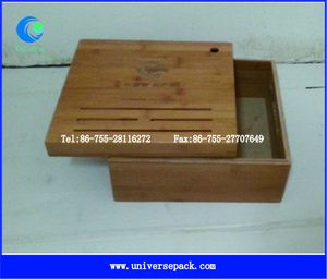 Custom Breathable Wooden Box With Logo Hot Selling Factory Boxes