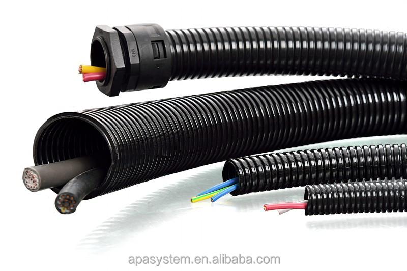 Full Size Nylon Corrugated Pvc Flexible Corrugated