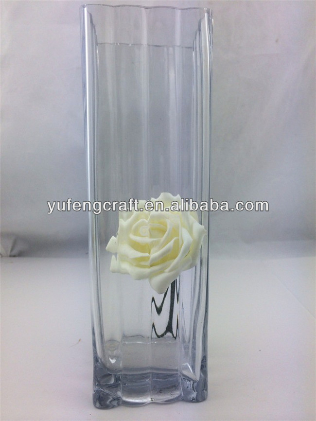 pas cher clear vase haut vases en verre cristal id de produit 1610281555. Black Bedroom Furniture Sets. Home Design Ideas