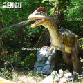 Attractive Animatronic Dinosaur Model For Dinosaur Water Park Item