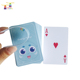 high quality china supplier cheap customized printed waterproof pvc poker game nude pvc plastic playing card