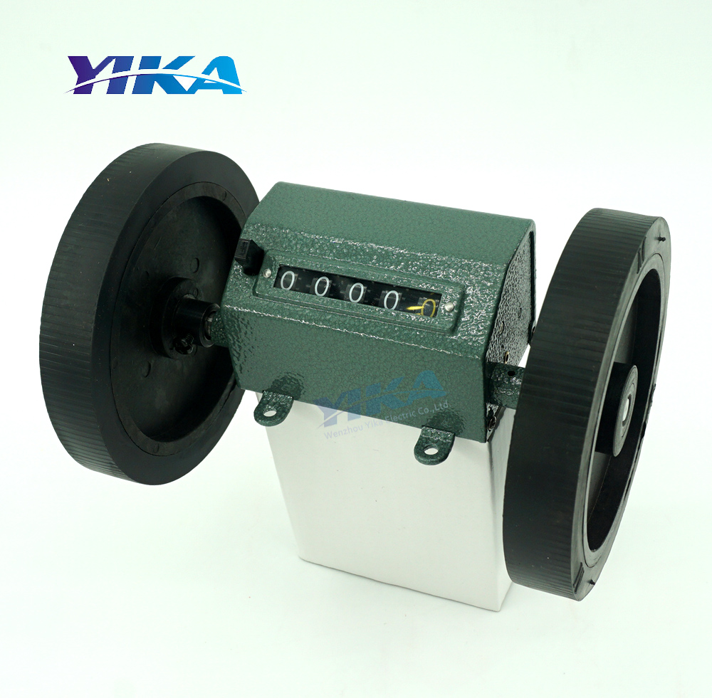 YiKa Z96-F Textile Fabric Yarn Wheel Length Counter Meter Counter