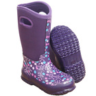 Ladies Winter Snow Rain Boots With Neoprene Lining